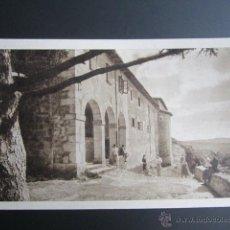 Postales: POSTAL BURGOS. SANTUARIO DE SANTA CASILDA. BRIVIESCA.. Lote 41465481