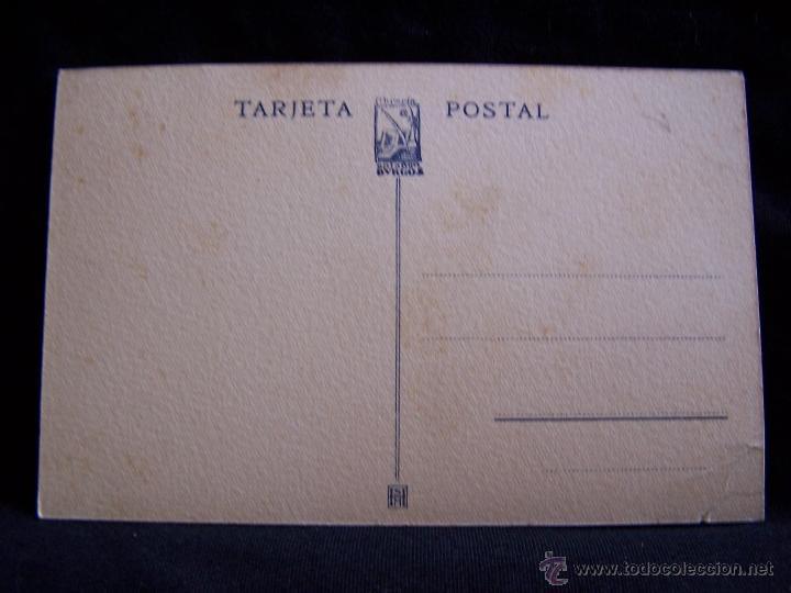 Postales: postal fotográfica sin circular Ed HSM Arco de Santa María Burgos - Foto 2 - 41507519