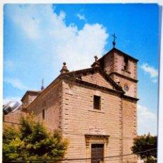 Postales: SEGOVIA. PRADENA. IGLESIA DE SAN MARTIN.. Lote 41555698