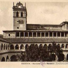 Postales: SEGOVIA MONASTERIO DEL PARRAL EDICIONES ARRIBAS SIN CIRCULAR . Lote 42348001