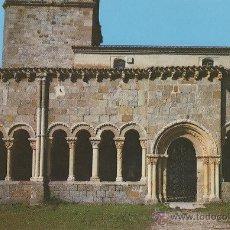 Cartes Postales: REBOLLEDO DE LA TORRE, PORTICO ROMANICO SIGLO XII, EDITOR: A.G. Nº 1. Lote 42351981