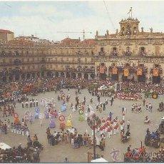 Postales: POSTAL DE SALAMANCA. Nº 158 PLAZA MAYOR P-CASTLE-533,2. Lote 244025680