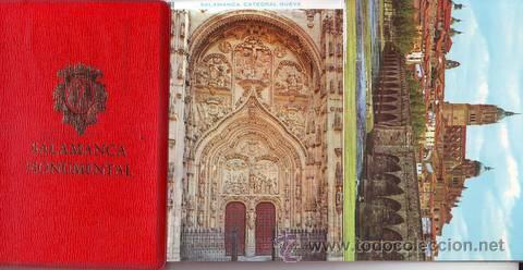 SALAMANCA MONUMENTAL. 20 POSTALES. (Postales - España - Castilla y León Moderna (desde 1940))