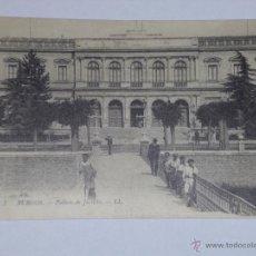 Postales: BURGOS.- PALACIO DE JUSTICIA. Lote 42467411