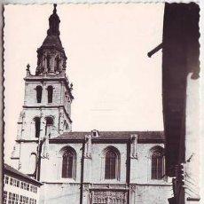 Postales: MEDINA DE RIOSECO (VALLADOLID) IGLESIA DE SANTA MARÍA.. Lote 42984810