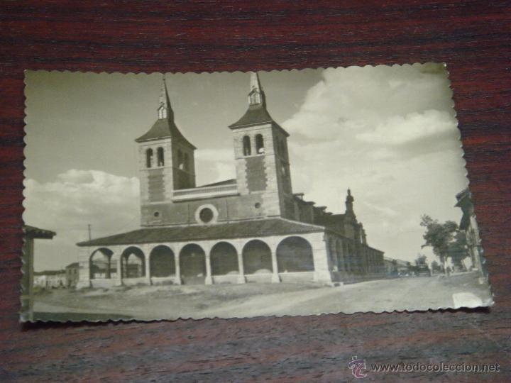 ANTIGUA POSTAL DE LEÓN. SANTUARIO DE LA VIRGEN DEL CAMINO. Nº49.EDIC. GRACIA GARRABELLA.SIN CIRCULAR (Postales - España - Castilla y León Antigua (hasta 1939))