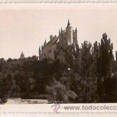 Postales: ANTIGUA POSTAL 52 SEGOVIA ALCAZAR ED ARRIBAS. Lote 43168857