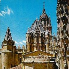 Postales - SALAMANCA. CATEDRAL VIEJA. ABSIDE Y TORRE DEL GALLO - 43201959