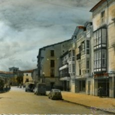 Villarcayo. Plaza mayor. 1 Imp y Lib García. 1953