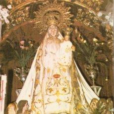 Postales: POSTAL NTRA. SRA. DE VALDESALCE, TORQUEMADA, PALENCIA, 1981,SIN CIRCULAR. Lote 43565975