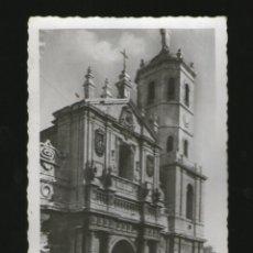 Postales: VALLADOLID FACHADA DE LA CATEDRAL - EDICIÓN ARRIBAS - POSTAL. Lote 43596418