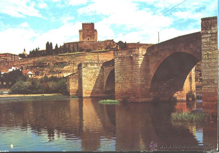 Resultado de imagen de puente romano ciudad rodrigo