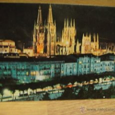 Postales: BURGOS - AVENIDA GENERALISIMO FRANCO. Lote 43786899