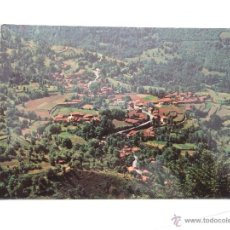 Postales: POSTAL LEON - OSEJA DE SAJAMBRE - VISTA GENERAL - 1967 - SIN CIRCULAR - ALARDE 6. Lote 43800666