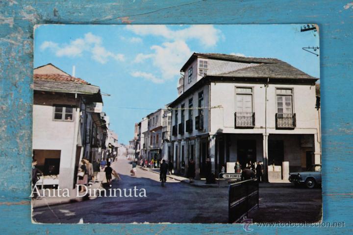 ANTIGUA POSTAL DE BEMBIBRE - LEON - AÑO 1957 - CIRCULADA - (Postales - España - Castilla y León Moderna (desde 1940))