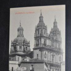 Postales: ANTIGUA POSTAL DE SALAMANCA. LA CLERECIA. ED. TALAVERA. SIN CIRCULAR. Lote 43841855
