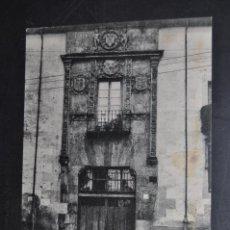 Postales: ANTIGUA POSTAL DE SALAMANCA. OTRA CASA DE LOS MALDONADO. FOTPIA. THOMAS. SIN CIRCULAR. Lote 51918831
