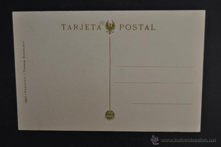 Postales: ANTIGUA POSTAL DE SALAMANCA. OTRA CASA DE LOS MALDONADO. FOTPIA. THOMAS. SIN CIRCULAR - Foto 2 - 51918831