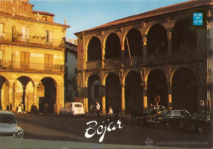 Hombre teoría Dios  postal ,ayuntamiento de bejar, salamanca, sin c - Comprar Postales de  Castilla y León en todocoleccion - 43913915