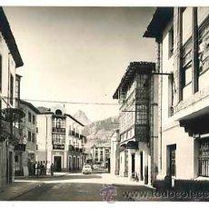 Cartoline: LEON RIAÑO CALLE DE LA IGLESIA Y HOSTAL PAJIN. ED. SICILIA. SIN CIRCULAR. Lote 44008859