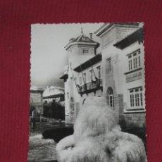 Postales: SEGOVIA - EL ESPINAR - FUENTE DE NIEVE . Lote 44018243