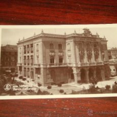 """Postales: ANTIGUA POSTAL VALLADOLID. BANCO CASTELLANO. EDIC. """"UNIQUE"""". S/CIRCULAR. Lote 44053948"""