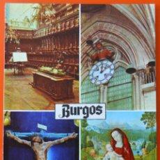 Postales: CATEDRAL - EDICIONES A.ESPERON 52 - BURGOS. Lote 110199372