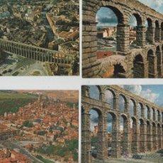 Postales: POSTALES-LOTE DE 18 POSTALES DE SEGOVIA. Lote 44173216