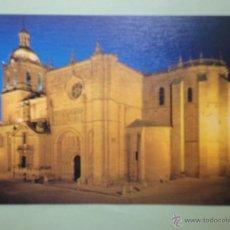 Postales: CATEDRAL DE CIUDAD RODRIGO. SALAMANCA. ED. ARRIBAS. Lote 44395732