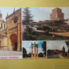 Postales: CIUDAD RODRIGO. SALAMANCA. ED. ARRIBAS. Lote 44395749
