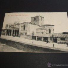 Postales: AVILA PORTICOS DE SAN VICENTE. Lote 44429543