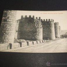 Postales: AVILA MURALLAS DE SAN SEGUNDO. Lote 44429573