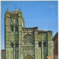 Cartes Postales: POSTAL DE AVILA. CATEDRAL Nº 36 P-CASTLE-579. Lote 44446877