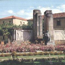 Postales: ARANDA DE DUERO - MONUMENTO A D. DIEGO ARIAS DE MIRANDA. Lote 45009127