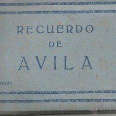 Postales: AVILA. Lote 45012282