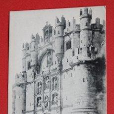 Postales: ANTIGUA POSTAL DE BURGOS. EL ARCO DE SANT MARIA. FOTPIA. LACOSTE. SIN CIRCULAR. Lote 45163931