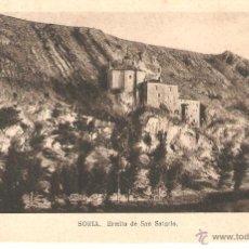 Postales: POSTAL SORIA , ERMITA DE SAN SATURIO . ED. ARRIBAS. Lote 45223192