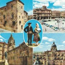 Cartes Postales: SALAMANCA, CASA DE LAS CONCHAS - MANIPEL Nº 29 - SIN CIRCULAR. Lote 226278085