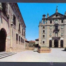 Postales: AVILA.- FACHADA PRINCIPAL DEL CONVENTO DE SANTA TERESA. Lote 45569538