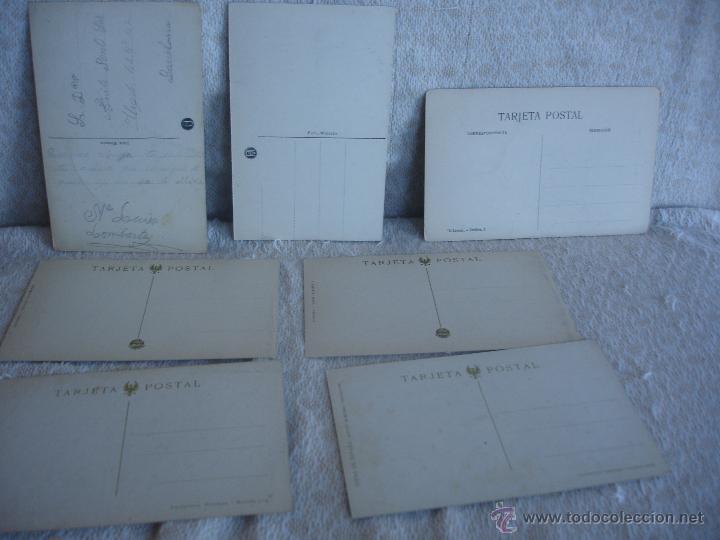 Postales: Lote de 7 postales: Catedral de León - Foto 6 - 45576879