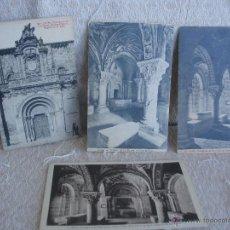 Postales: LOTE 4 POSTALES SAN ISIDORO (LEÓN). Lote 45577848
