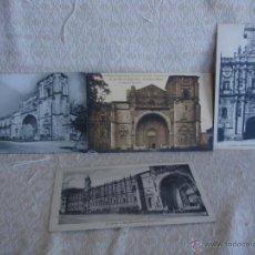 Postales: LOTE 4 POSTALES SAN MARCOS (LEÓN). Lote 45578045