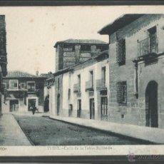 Postales: TORO - CALLE DE LA TABLA REDONDA - P2789. Lote 45601899
