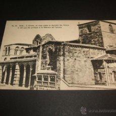 Postales: AVILA SAN VICENTE. Lote 45665958