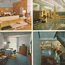 Postales: Nº 14570 POSTAL HOTEL SANTIAGO APOSTOL BURGOS. Lote 45896614