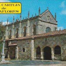 Postales: Nº 15010 POSTAL CARTUJA DE MIRAFLORES BURGOS. Lote 45983094