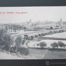 Postales: POSTAL SALAMANCA. ALBA DE TORMES. VISTA GENERAL. CIRCULADA. . Lote 46040762