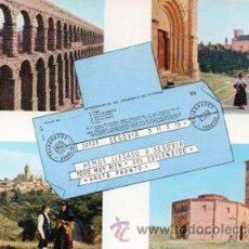 Postales: SEGOVIA. Lote 46045938