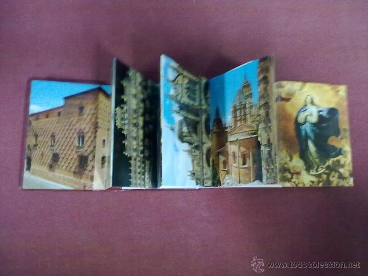 Postales: LIBRO POSTALES SALAMANCA MONUMENTAL 18 POSTALES - Foto 2 - 46057127