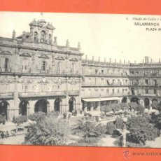 Postales: SALAMANCA - PLAZA MAYOR. Lote 46074780